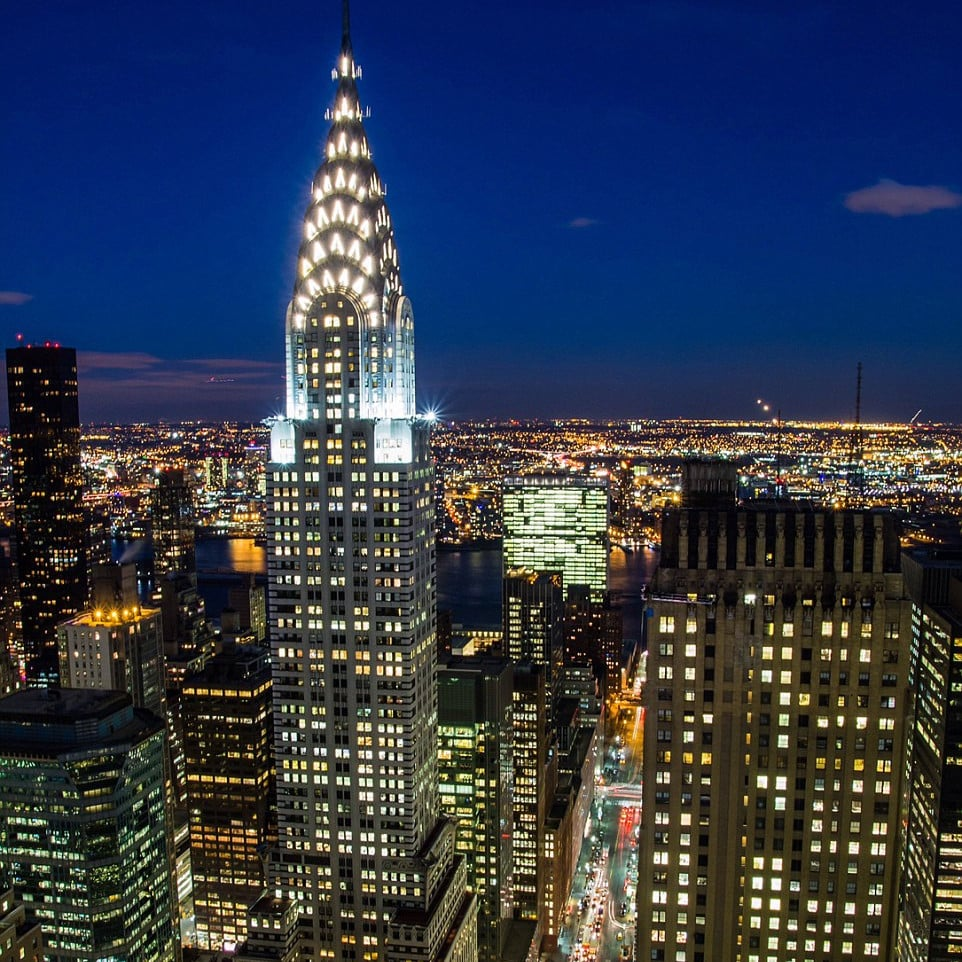 Chrysler building - Nueva York - Estados Unidos