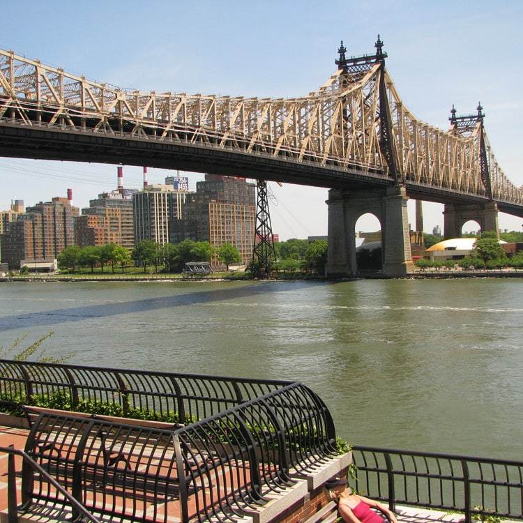 Queensboro Bridge - Nueva York - Estados Unidos